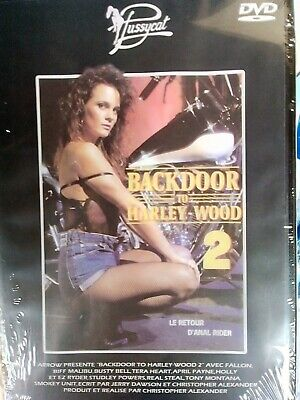 DVD BACKDOOR TO HARLEY-WOOD 2 FALLON  Biff MALIBU Holly Ez RYDER Neuf sous cello