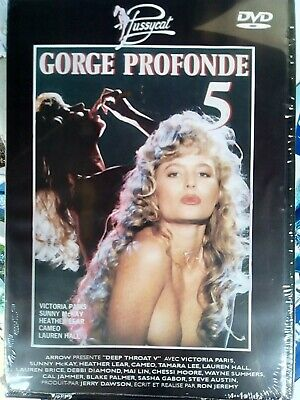 DVD GORGE 5 avec Victoria PARIS Heather LEAR CAMEO HALL Neuf sous cello