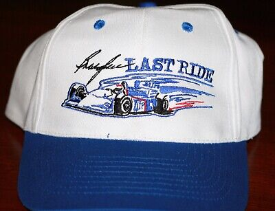"Bobby Rahal ""Last Ride"" Hat, Autographed"