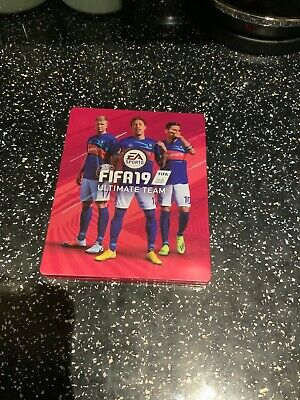Xbox One 1 Game Fifa 19 2019 Steelbook Edition