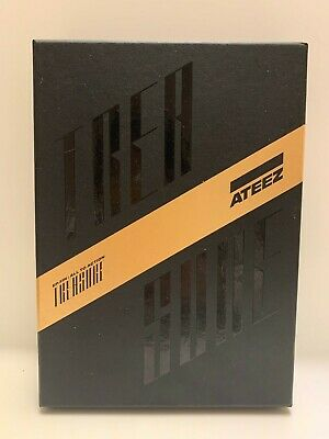 ATEEZ Treasure Ep.FIN: All To Action A Ver (No PC) [opened]