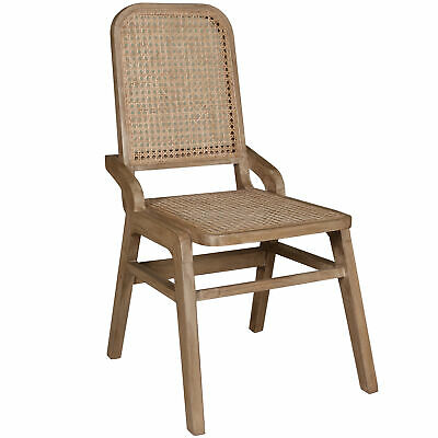 NEW Natural Sevilla Cane Dining Chair - CrankFurniture,Dining Chairs