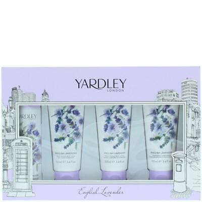 Yardley English Lavender Collection Gift Set For Her Damaged Box