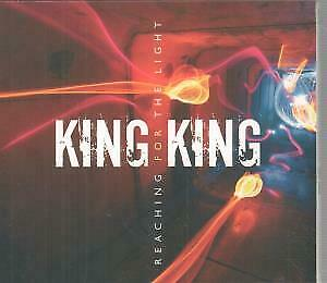 KING KING Reaching For The Light CD 9 Track In Fold Ouot Digipack (hatman2038)