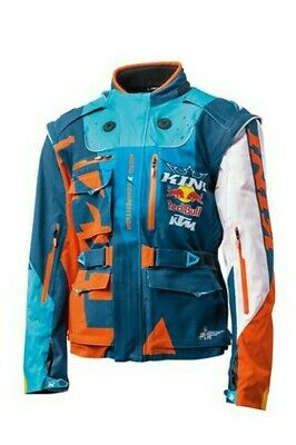 KTM Kini Red Bull Competition Off Road Motorcycle Jacket New RRP £192.24!!