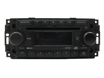 Radio Cd Dodge Chrysler P05091509AG