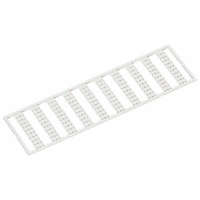 WAGO 793-5507 WMB Multiple Marking System Horizontal 51-100 White