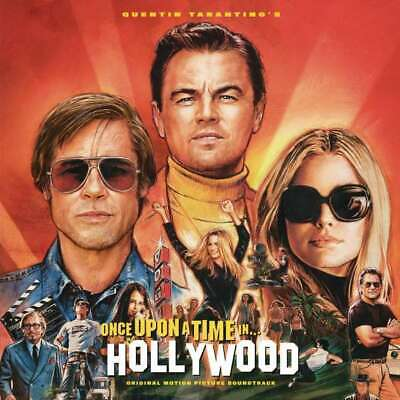 Various - Quentin Tarantino's Once Upon A Time In Hollywood  NEW CD