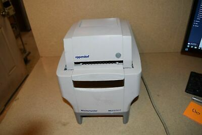 Eppendorf Mastercycler Epgradient Thermal Cycler