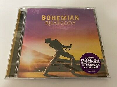 Bohemian Rhapsody - Soundtrack Cd 2018 New & Sealed