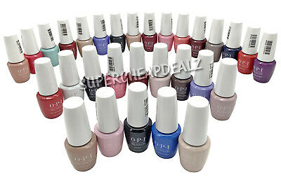 OPI GelColor Soak-Off Gel Polish 0.25 oz / 7.5ml MINI - ANY COLOR NEW AUTHENTIC