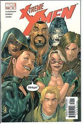 2001 Series X-Men X-Treme 9.2 #33 December 2003 Marvel NM