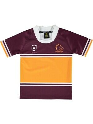 NEW BRONCOS Infants Nrl Jersey by Best&Less