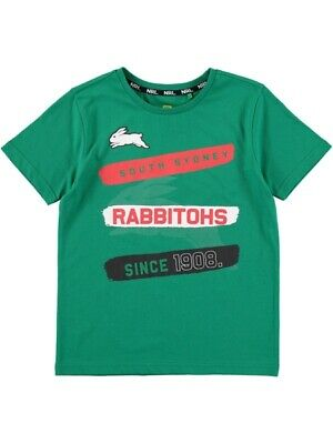 NEW RABBITOHS Nrl Youth Tshirt by Best&Less