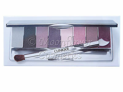 CLINIQUE All About Shadow 8 Eyeshadow Palette EYES TO GO  Boxed Sealed Gift Set