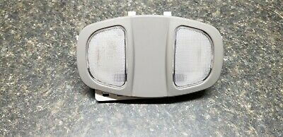 05 - 09 Chevrolet Equinox Torrent 02 - 07 Vue Dome Light Assembly Gray Used OEM