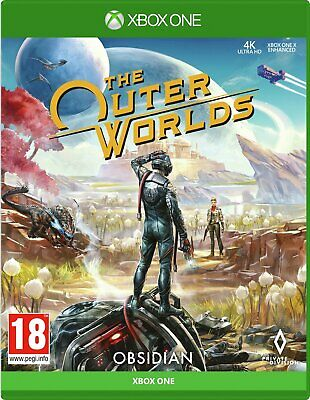 The Outer Worlds Microsoft Xbox One Game