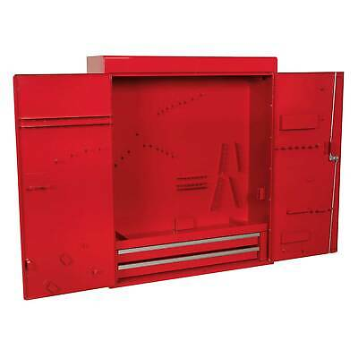 Sealey 75 cm Wide Wall Mounting Tool Cabinet - APW750