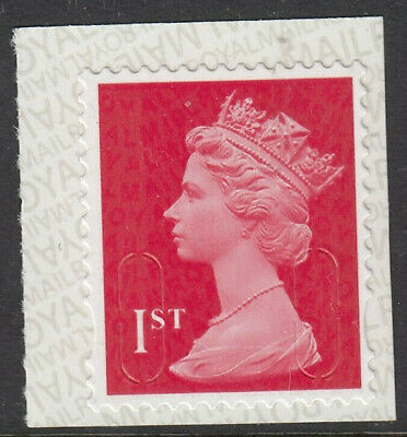 GB 2019 1st CLASS S/ADHESIVE MACHIN CODE M19L MSIL SBP2i MNH From BOOKLET MB18a