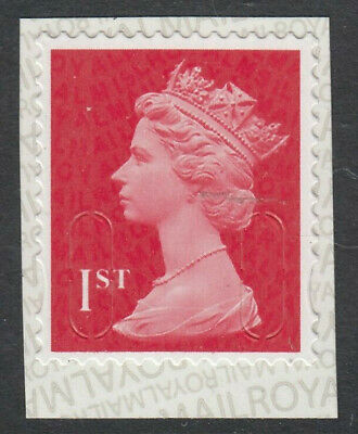 GB 2019 1st CLASS S/ADHESIVE MACHIN CODE M19L MSIL SBP2u MNH From BOOKLET MB18a