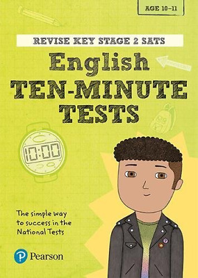Revise Key Stage 2 SATs English Ten-Minute Tests (Revise KS2 Maths), Very Good C
