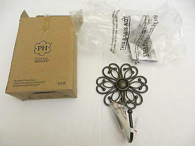 L 5418 Princess House Meridian Flower Wall Hook (1) Hostess Only Line New In Box