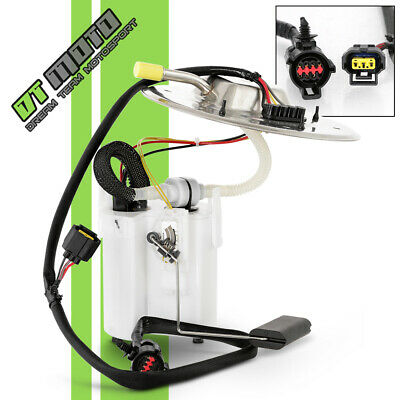 New Fuel Pump Gas With Sending Unit For Ford Mustang 2000 1999 V6-3.8L V8-4.6L