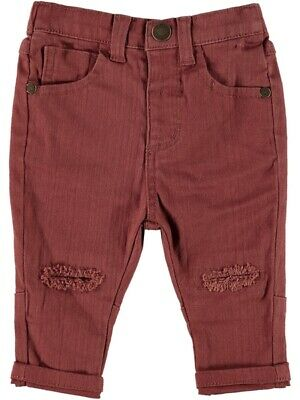 NEW BABY BERRY Cotton / Polyester / Elastane Baby Denim Jean by Best&Less