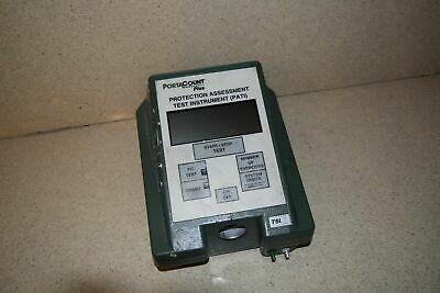 Tsi Porta Count Plus Protection Assessment Test Instrument M9207/G131190