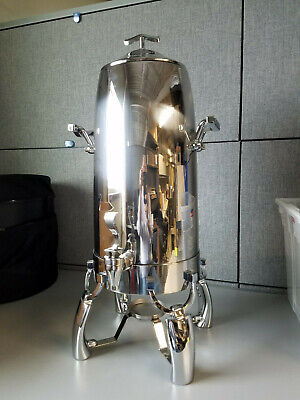 5 Gallon Stainless Steel Coffee Urn Vollrath
