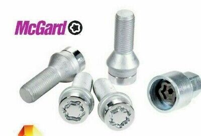 McGard Locking Wheel Bolts 12x1.5 Nuts for many types of cars - 27179SU