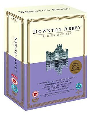 Downton Abbey - Series 1- 6 [DVD] [2015], New, DVD, FREE & FAST Delivery