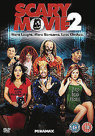 Scary Movie 2 [DVD], New, DVD, FREE & FAST Delivery