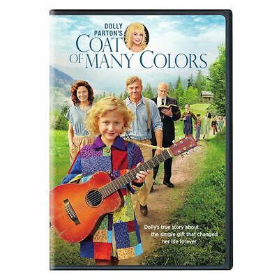 Dolly Patron's Coat of Many Colors DVD