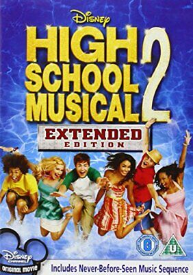 High School Musical 2 - Extended Edition [DVD], Acceptable, DVD, FREE & FAST Del