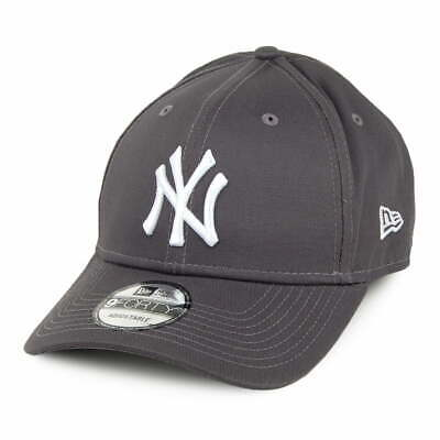 New Era 9FORTY New York Yankees Baseball Cap - MLB League Essential - Graphite