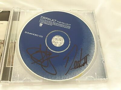 Life Deluxe CD Signed Autographed by 3 members Boy George Culture Club