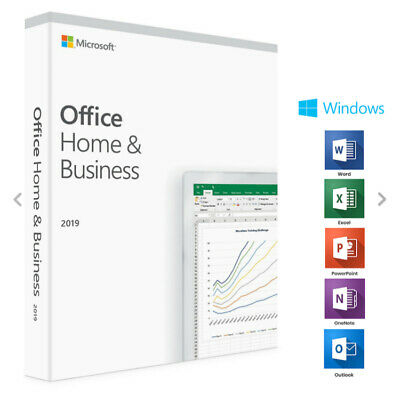 Microsoft Office 2019 For Mac - 5 PC