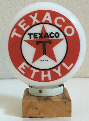 "DC178 Pair of Texaco Ethyl 12/"" Vinyl Decals"