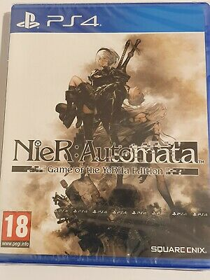 Nier: Automata Game of the YoRHa Edition - PS4 UK GAME NEW SEALED *FREE UK POST*