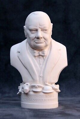 Winston Churchill Famous Face by The Modern Souvenir Company in Bath