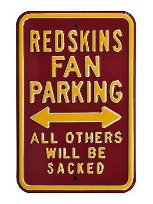 Washington Redskins Signer Parc Bouclier, NFL Football, 45 cm, Must See