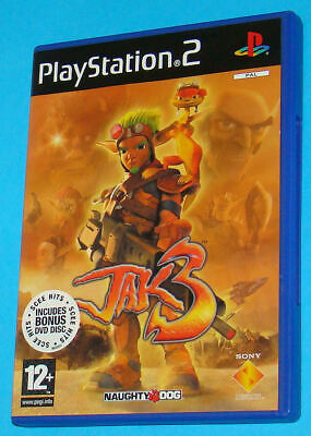 Jak 3 III - Sony Playstation 2 PS2 - PAL
