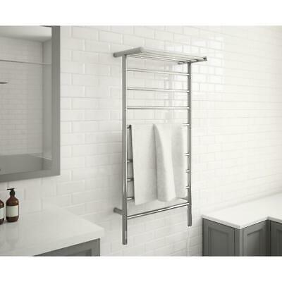 Ancona Piazzo 8-Bar Electric Wall Mount Towel Warmer AN-5461