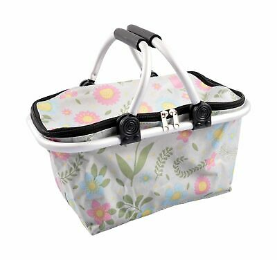 Sweet Carrying Basket for Kids Shopping Picnic Carry Bag