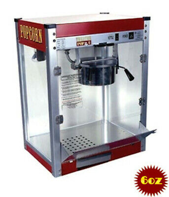 PARAGON 6oz POPCORN POPPER MACHINE TP-6 #1106110