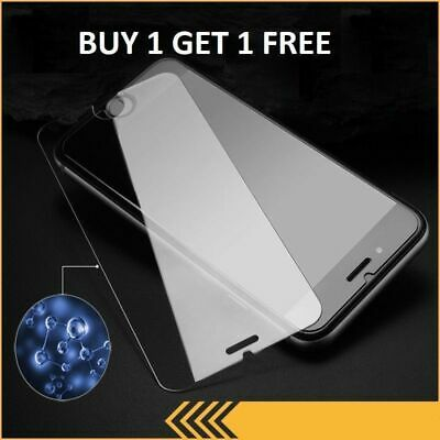 For iPhone 5 6 6s 7 8 Plus SE Gorilla Tempered Glass Screen Protector