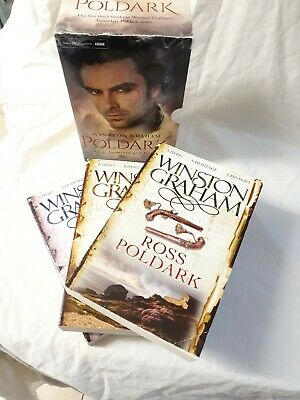 Poldark: Ross, Demelza and Jeremy - Winston Graham Book Collection