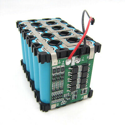 3S 12V 18650 Li-ion Lithium Battery 25A BMS PCB Protection Board Balance