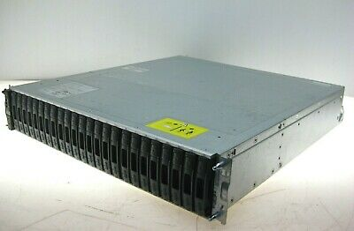 NetApp DS2246 24 Bay Disk Array NAJ-1001 with 2x IOM6 Controller, 24x 900GB HDD